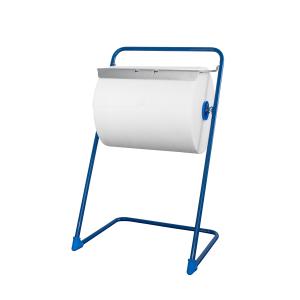 Bodenständer Metall für bis zu 40cm breite Putztuchrollen