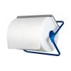 Wandhalter Metall für bis zu 40cm Putztuchrollen