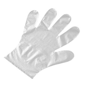 Einweg-Handschuhe PE-gehämmert 100 Stück