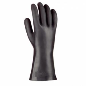 Neoprene-Handschuhe, VE=12 Paar  schwarz Gr.: 7(S) -10(XL)