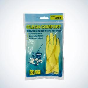 Latex-Handschuh, gelb Gr.6/S VE = 12 Paar