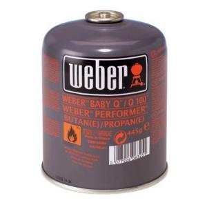 Weber Gaskartusche für Gasbrenner 445g