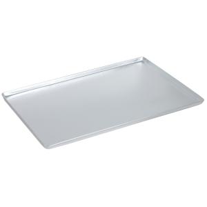 Auslageblech Aluminium 60x40cm