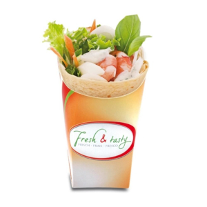 F&T Wrap Cup