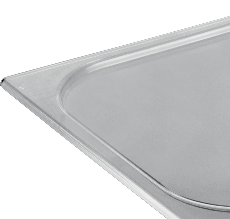 gastronormdeckel polycarbonat f r gn beh lter gr e w hlbar ebay. Black Bedroom Furniture Sets. Home Design Ideas